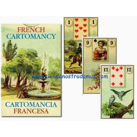 Cartomancia Francesa-Madame Lenormand